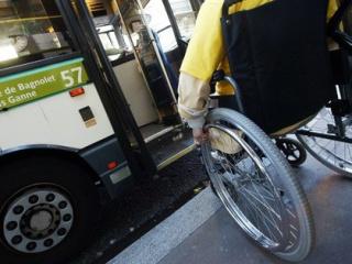 disabili. bus, trasporto pubblico, disagi, federconsumatori