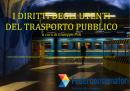 I diritti degli utenti del trasporto pubblico. forme di tutela, federconsumatori