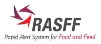 Raffs, sistema di allerta alimentare, rapporto 2019, federconsumatori