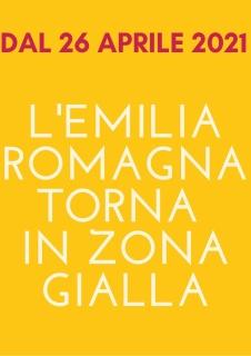 26 aprile 2021 nuovo decreto, zona gialla, emilia romagna, federconsumatori