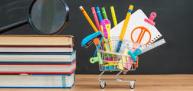 scuola , aumento costo libri, costo materiale scolastico, 2019, federconsumatori