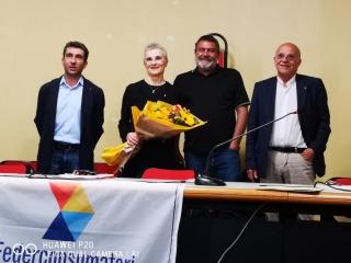 Presidenza, Renza Barani, Federconsumatori