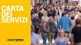 Carta dei servizi, Fastweb, associazioni consumatori, Federconsumatori, telecomunicazioni, Diritti